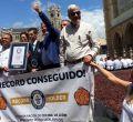La cecina de León consigue el récord Guinness