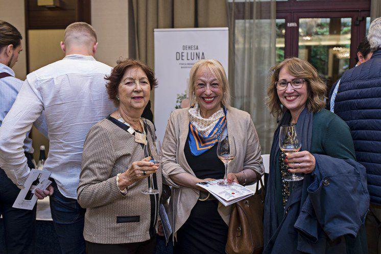Después de la charla, acudimos a la 6ª edición de •#SoloRosados, en el Hotel Intercontinental, Madrid.