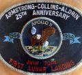 En el 50º Aniversario de la llegada del Hombre a la Luna