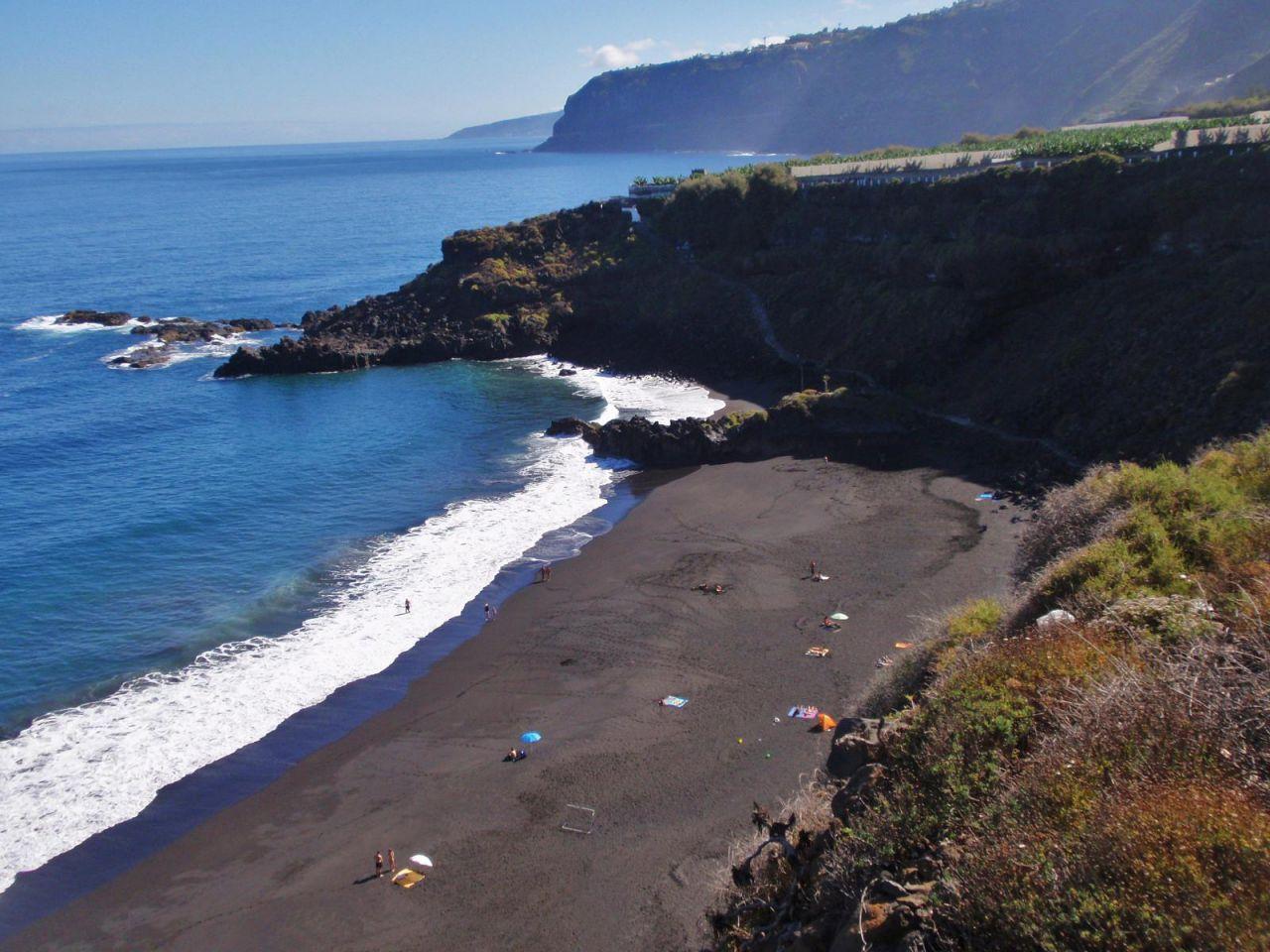 Playas Bollullo, Ancon y Los Patos