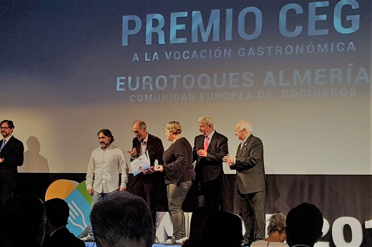 Gala Premios CEG