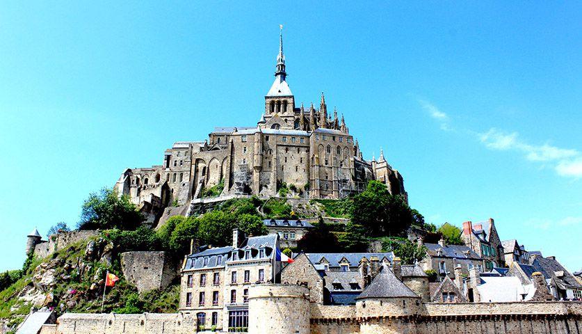 Mont Saint Michel - Francia