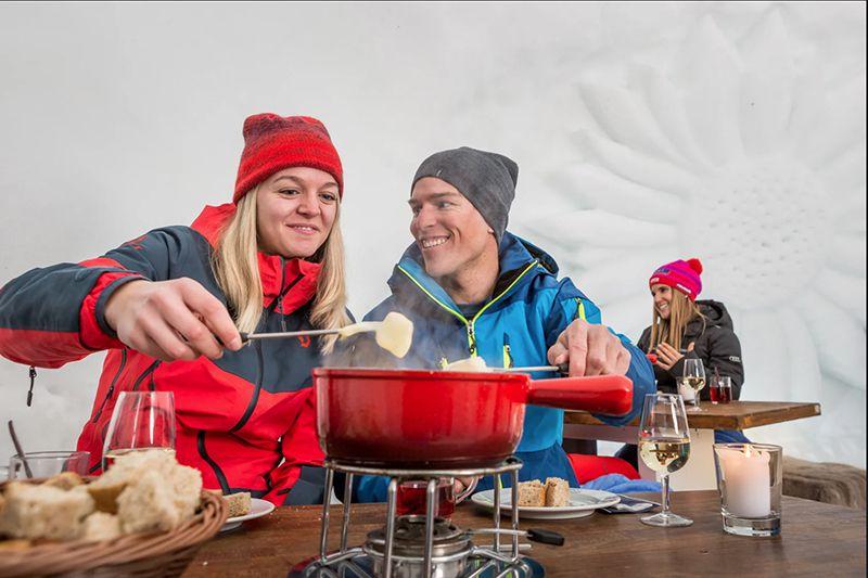 Excursión invernal para los más sibaritas