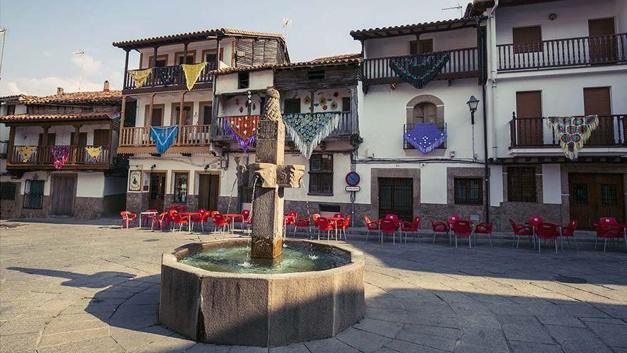 Valverde de La Vera, en Cáceres