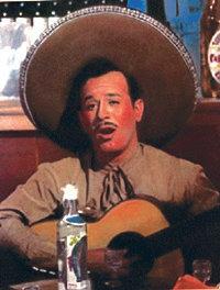 Pedro Infante en su imagen más popular y querida: el charro mexicano…