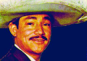 """Javier Solís, el tercer integrante de """"Las Voces de Oro"""" de México"""