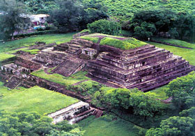 Ruinas mayas de El Salvador
