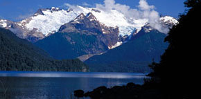 Panorámica de Bariloche