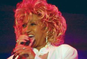 La Gran Celia Cruz, reina indiscutida de la Salsa