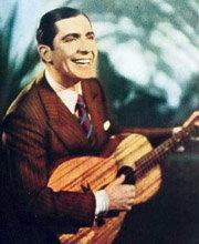 "Una foto promocional del ""Zorzal Criollo"""