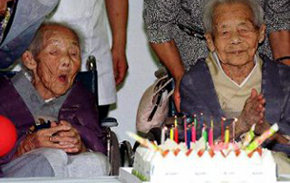 En la individualista sociedad nipona los ancianos ya no tienen cabida