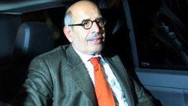 Mohammed el Baradei señaló hoy que no quiere postularse como candidato presidencial en posibles elecciones en Egipto.
