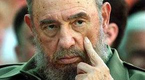 Fidel Castro: 'A Moubarak no lo salva nadie'