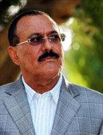 El  presidente yemení, Alí Abdalá Saleh