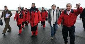 Chile y Ecuador aseguran en la Antártida mantener la paz y el medio ambiente