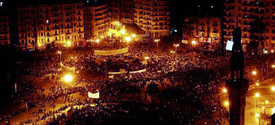 Hosni Mubarak: «Si dimito, habrá caos»