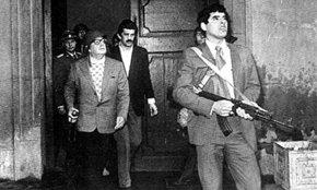 La última foto de Allende, 11 de septiembre de 1973