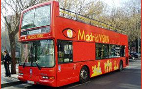 Los autobuses turísticos vuelven a funcionar en Madrid gestionados por la EMT