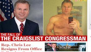 Dimite congresista estadounidense tras publicar su foto en web para buscar pareja