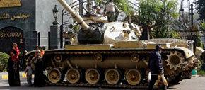 Ejército gobernante de Egipto disuelve el Parlamento