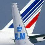 Air France-KLM transportó 5,42 millones de pasajeros en enero último, un 6,7 por ciento más