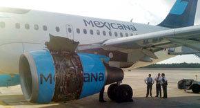 Mexicana lista para retomar el vuelo próximamente
