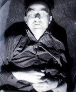 Fotografía inédita del jerarca nazi Heinrich Himmler facilitada por la casa de subastas Dreweatt.
