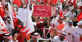 Opositores de Bahrein despiden a sus muertos en medio de las protestas