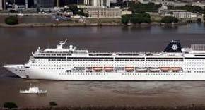 Primer crucero gay desde Buenos Aires zarpará en diciembre
