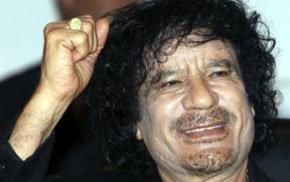 Gadafi intenta ponr a buen recaudo su fortuna personal