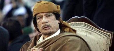 Se congelan los bienes de Gadafi y sus allegados