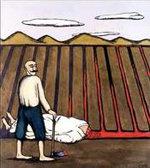 """Andrés Rábago, OPS, publica sus dibujos críticos en """"La edad del silencio"""""""