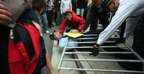 Líderes chinos consideran imposible contagio de protestas árabes