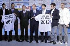 Real Madrid promocionará la ciudad y el país