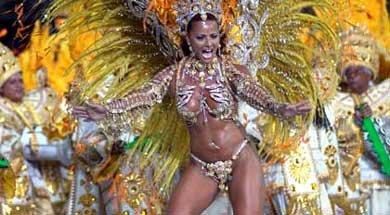 Casi 50 mil policías y cuatro helicópteros resguardarán Carnaval de Río
