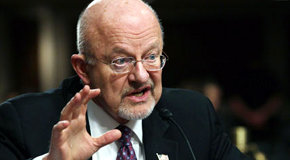 El director de los servicios de inteligencia de Estados Unidos, James Clapper