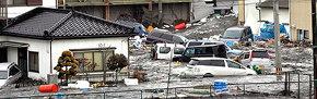 Al menos 88.000 desaparecidos por el seísmo en Japón