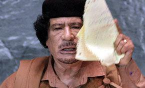 Libia: OTAN analizará decisión del Consejo de Seguridad a régimen de Gaddafi