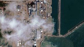 Japón intenta nuevamente enfriar el reactor 3 en Fukushima