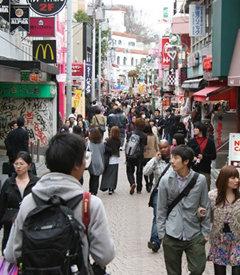 Relativa normalidad en Tokyo