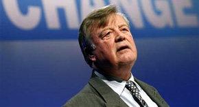 El ministro de Justicia británico, Kenneth Clarke