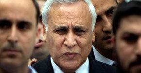 El ex Presidente israelí Moshe Katsav
