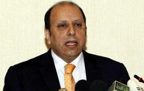 Viceministro de Asuntos Exteriores, Khaled Kaim.