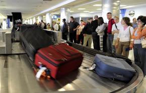 Un 24,8% crece transporte aéreo en Chile