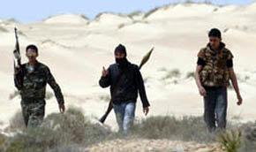 La OTAN acusa a Gaddafi de usar escudos humanos ante sus bombardeos