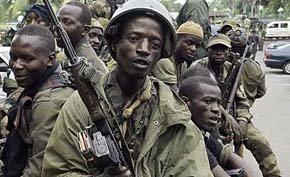 Rebeldes asaltan el palacio presidencial para capturar a mandatario saliente de Costa de Marfil