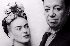 Minister Deenihan opens Frida Kahlo and Diego Rivera exhibition at IMMA
