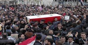 Gobierno sirio califica de criminales a los opositores que atacan a sus fuerzas de seguridad