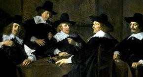 Un Regalo De 100 Millones De Euros Para El Museo Frans Hals.