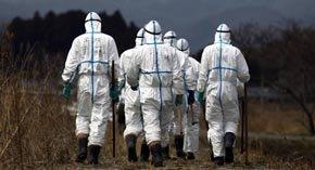 Gobierno japonés refuerza con 2.500 soldados búsqueda de fallecidos tras terremoto